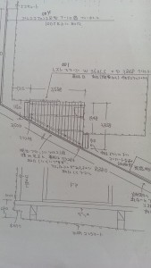 高松西ウッドデッキラフ図